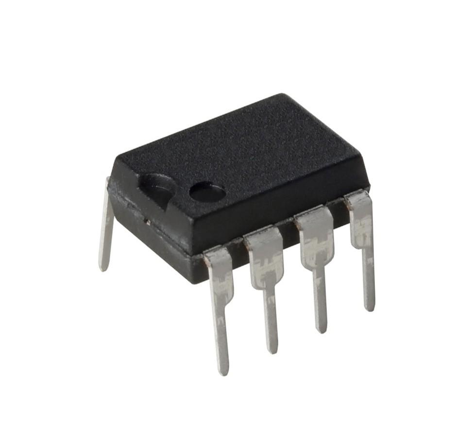 NE555 Single Bipolar Timer 500kHz 8-DIP STMicroelectronics
