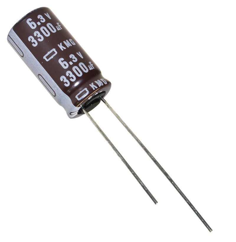 Capacitor Electrolytic 6.3v 3300uf Price for 5