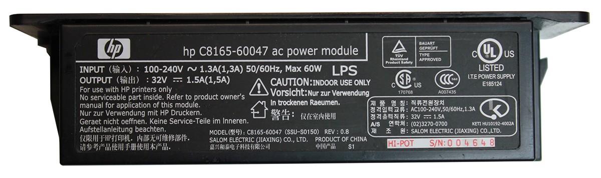 HP C8165-60047