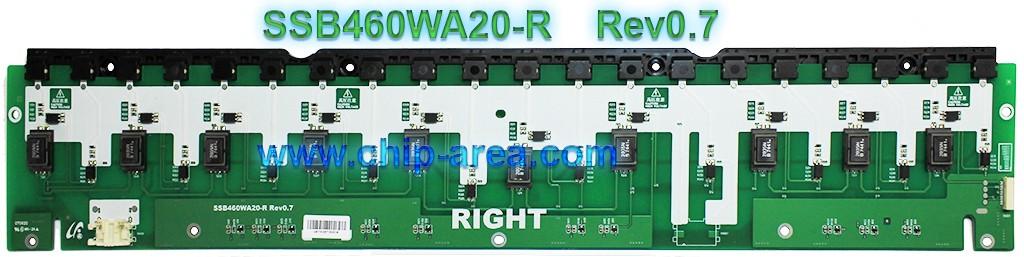 Inverter Board SSB460WA20-R  Rev0.7
