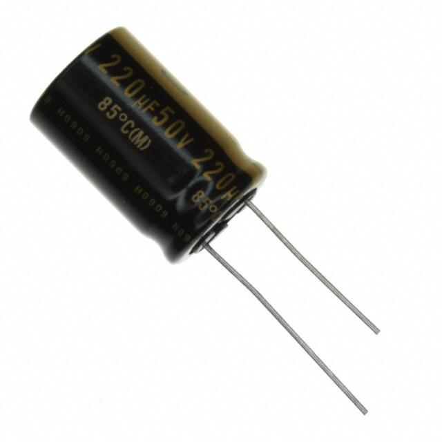 220uF 50V Ø16x25mm 85°C   UKZ1H221MHM Nichicon KZ Series MUSE Audio